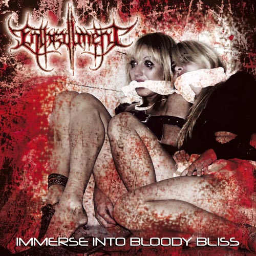 ENTHRALLMENT - Immerse Into Bloody Bliss CD