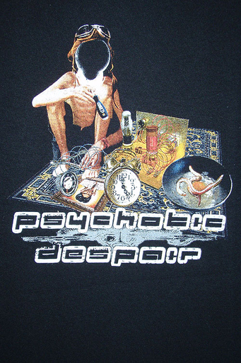 PSYCHOTIC DESPAIR - Psychotic TS