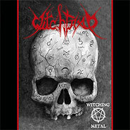 WITCHTRAP - Witching Metal CD
