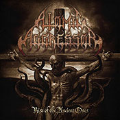 ATOMIC AGGRESSOR - Rise Of The Ancient Ones CD