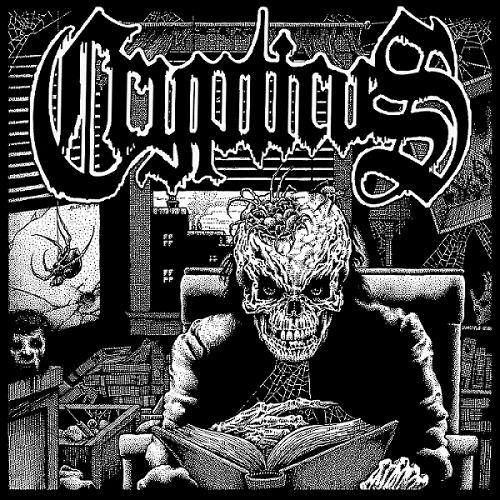 CRYPTICUS - They Called Me Mad CD