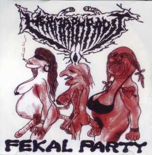 HERMAPHRODIT - Fekal Party CD