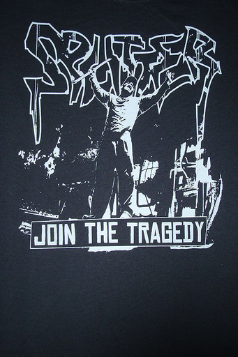 SPLITTER - Join The Tragedy - TS