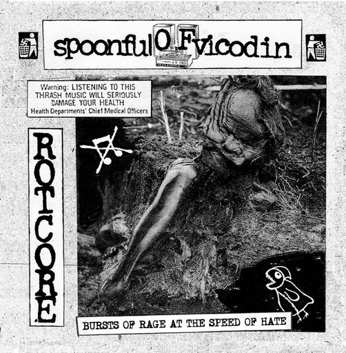 SPOONFUL OF VICODIN -