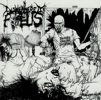 DISMEMBERED FETUS - Generation Of Hate/Mutilated God