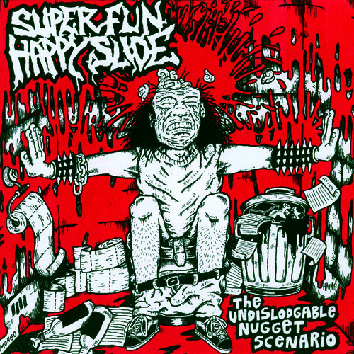 SUPER FUN HAPPY SLIDE - The Undislodgable Nugget Scenario CD