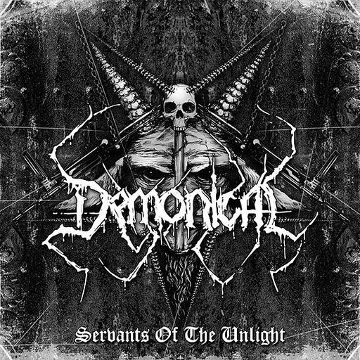 DEMONICAL - Servants Of The Unlight CD