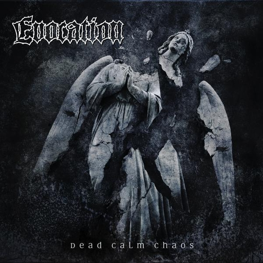 EVOCATION - Dead Calm Chaos CD