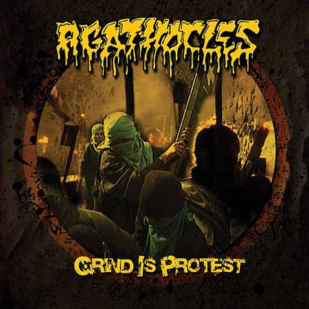 AGATHOCLES - Grind Is Protest LP