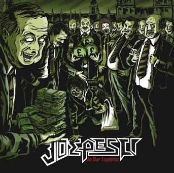 JOE PESCI - At Our Expense! CD