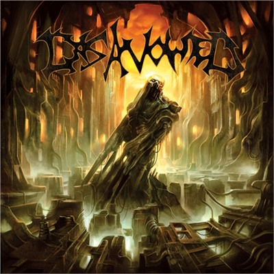 DISAWOVED - Stagnated Existence CD