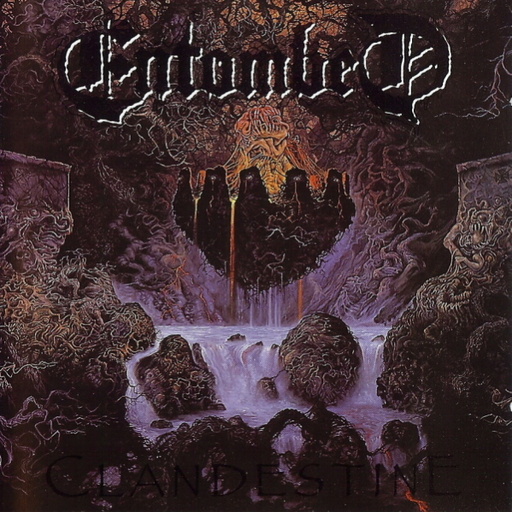 ENTOMBED - Clandestine CD