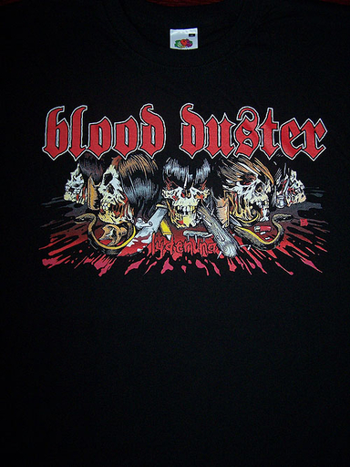 BLOOD DUSTER - Emo Grind - TS