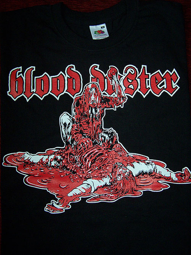 BLOOD DUSTER - Zombie - TS