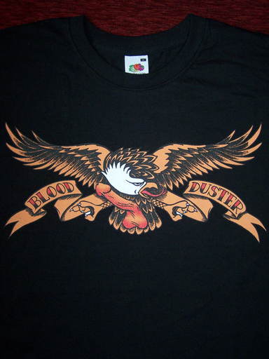BLOOD DUSTER - Eagle - TS