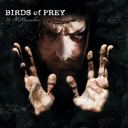 BIRDS OF PREY - The Hellpreacher CD