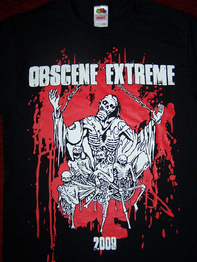OBSCENE EXTREME 2009 - Zombie - TS