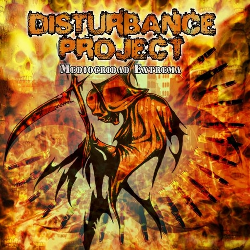 DISTURBANCE PROJECT - Mediocridad Extrema CD