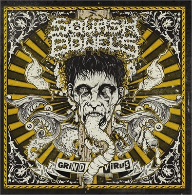 SQUASH BOWELS - Grind Virus CD