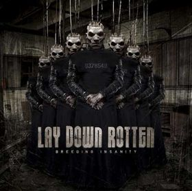 LAY DOWN ROTTEN - Breeding Insanity 2xCD