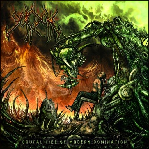GOREZONE - Brutalities of Modern Domination