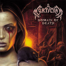 MORTICIAN - Domain Of Death CD