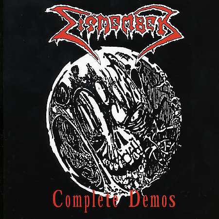 DISMEMBER - Complete Demos CD