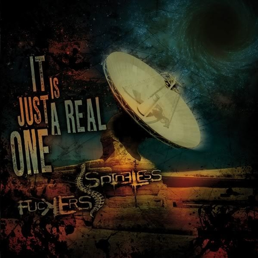SPINELESS FUCKERS - It Is Just A Real One CD