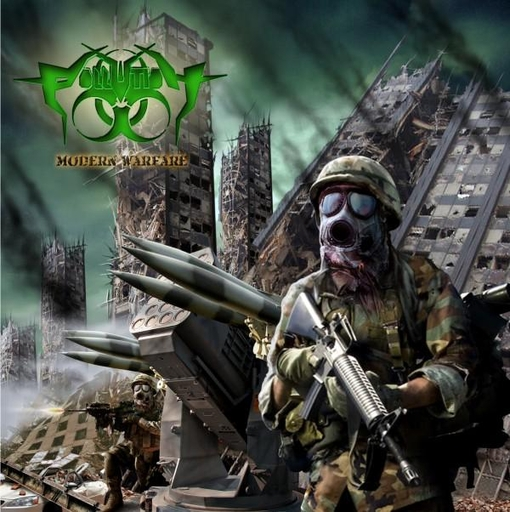 POLLUTION - Modern Warfare CD