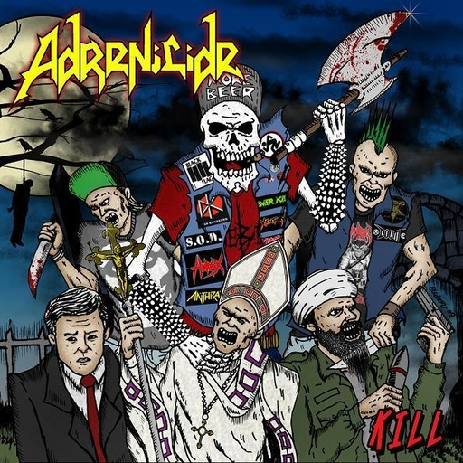 ADRENICIDE - Kill CD