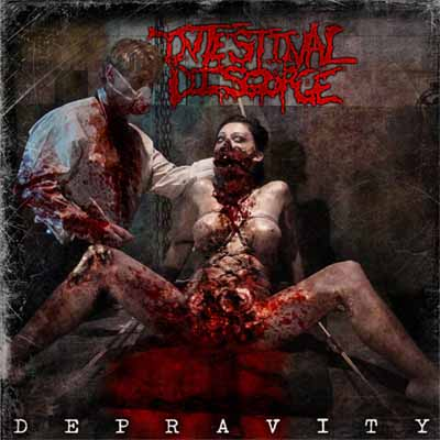 INTESTINAL DISGORGE - Depravity CD