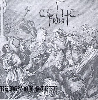 CELTIC FROST - Reign Of Steel CD