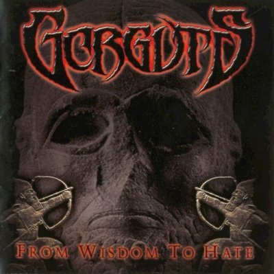 GORGUTS - From Wisdom To Hate CD