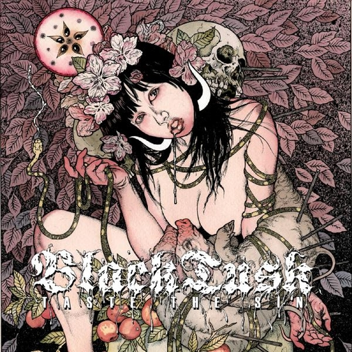 BLACK TUSK - Taste The Sin CD