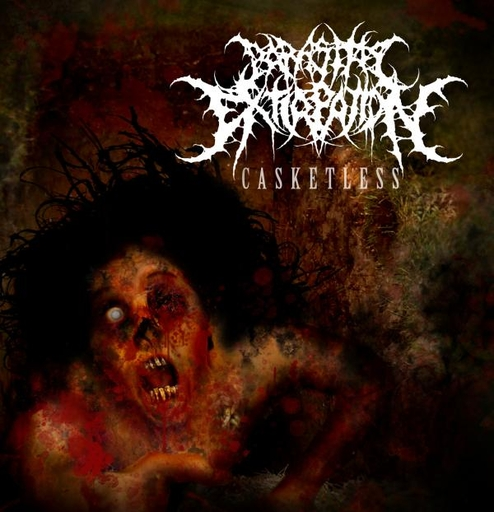 PARASITIC EXTIRPATION - Casketless CD
