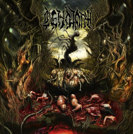 CENOTAPH - Putrescent Infectious Rabidity CD