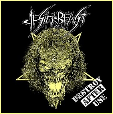 JESTER BEAST - Destroy After Use LP