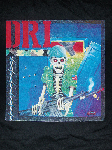 D.R.I. - Soldier TS