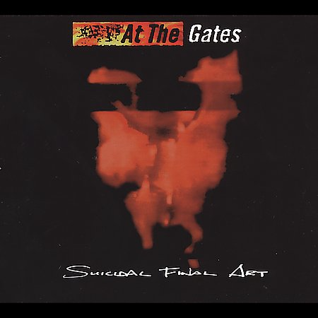 AT THE GATES - Suicidal Final Art CD