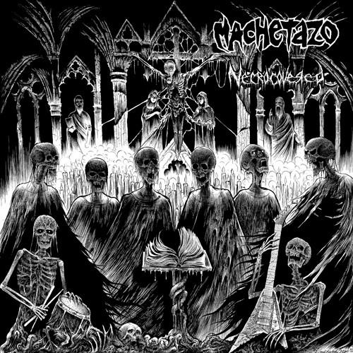 MACHETAZO - Necrocovered CD digipack