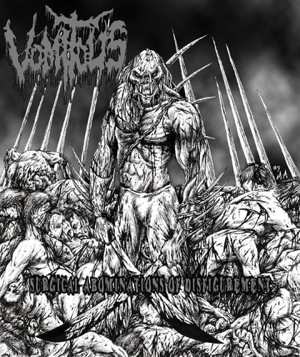 VOMITOUS - Surgical Abominations Of Disfigurement CD