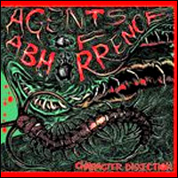 AGENTS OF ABHORRENCE - Character Dissection LP