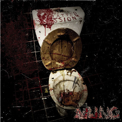 THE MUNG - The Splatter Sessions CD