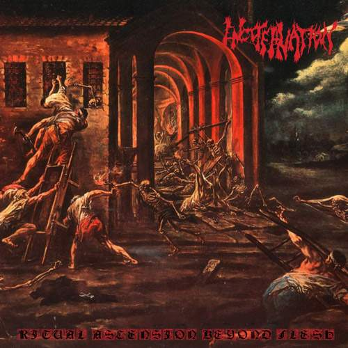 ENCOFFINATION - Ritual Ascension Beyond Flesh CD