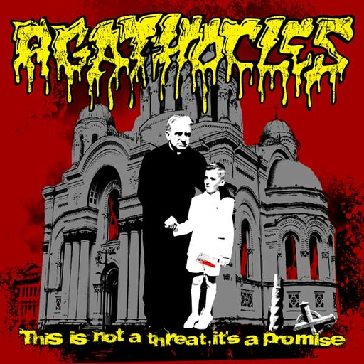 AGATHOCLES - This Is Not A Threat, It's A Promise CD