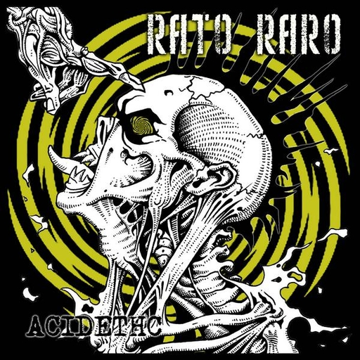 RATO RARO - Acidethc CD