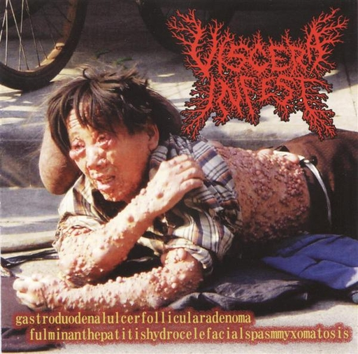 VISCERA INFEST/ PARA... CD