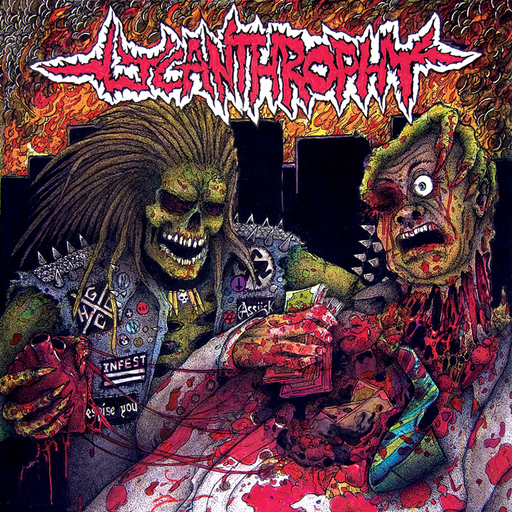 LYCANTHROPHY - s/t LP