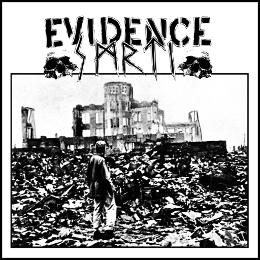 EVIDENCE SMRTI - Demo 2008 LP