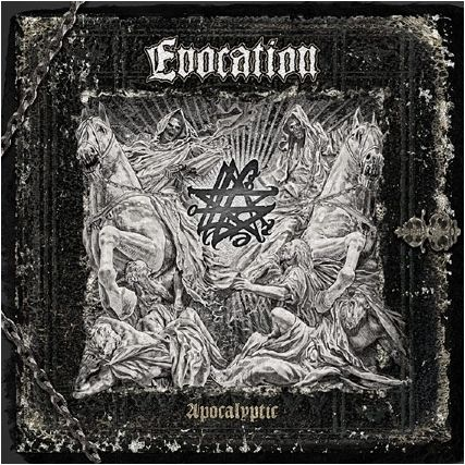 EVOCATION - Apocalyptic CD